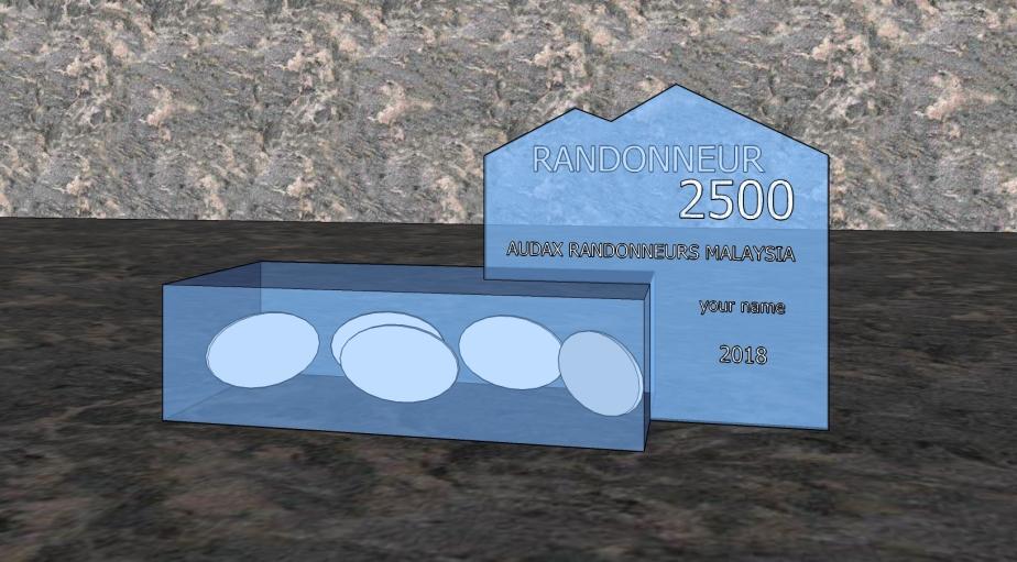 Randonneur 2500