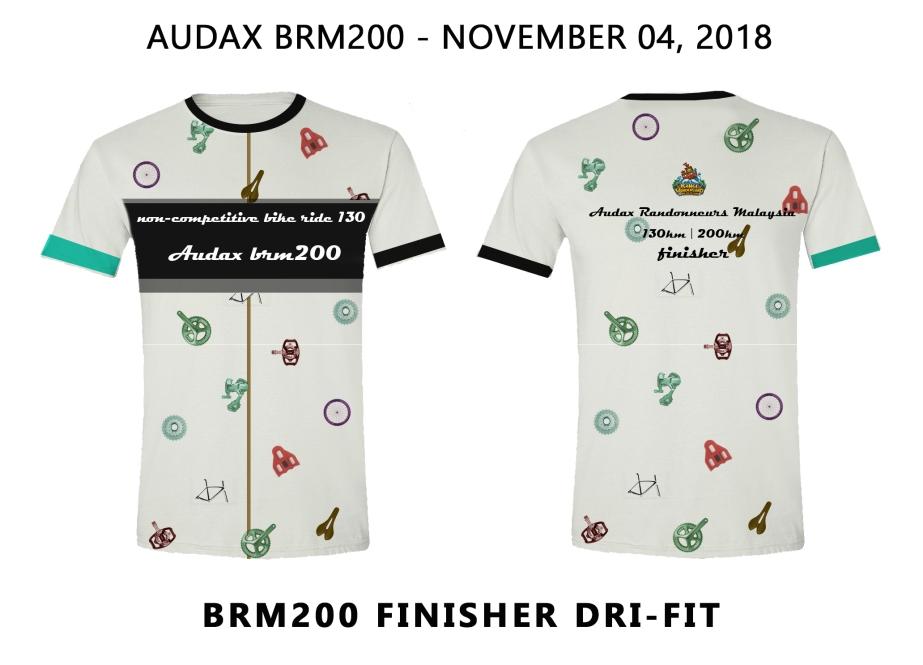 BRM Event T Shirt